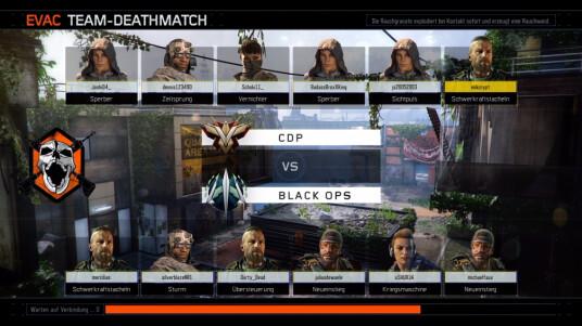 Black Ops 3 Team-Deathmatch