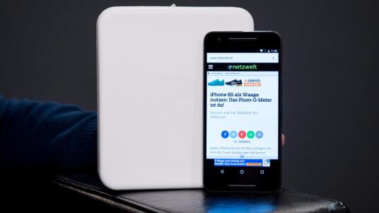 Im Test: Nexus 6P