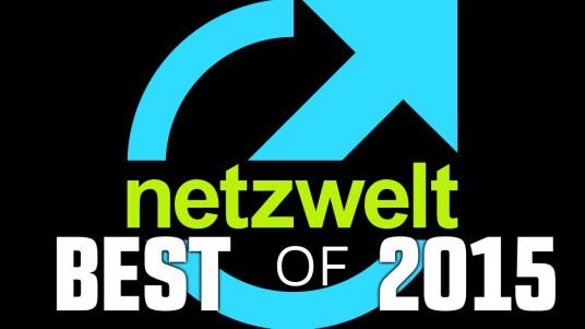 Best of netzwelt 2015