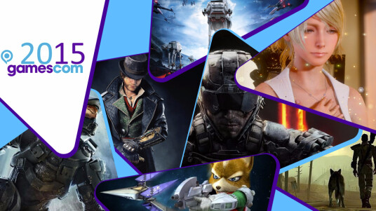Seht euch alle wichtigen Spiele-Trailer von der Gamescom 2015 an.