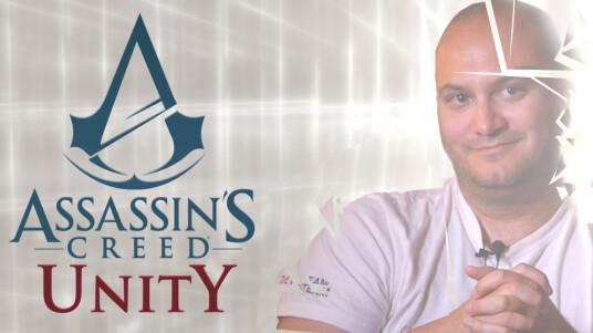 Unsere Video-Vorschau zu Assassin's Creed Unity mit Ausschnitten unseres Interviews mit Level Design Director Nicolas Guérin.