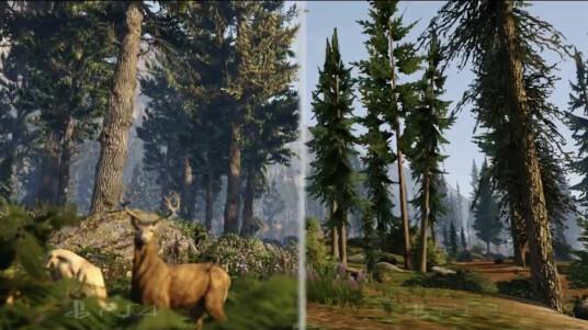 GTA 5 Grafikvergleich PS3 / PS4