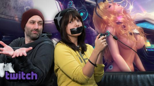 Ab 17:30 Uhr diskutieren wir mit euch über GamerGate.
