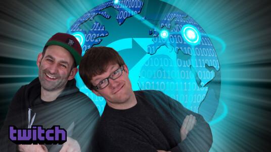 Diesmal bespaßen euch im Geek-Feed Dennis und Darius.