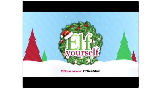 Elf Yourself Weihnachtsgruß Teaserbild