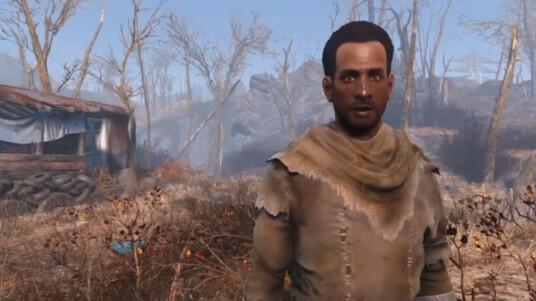 Schon zu Beginn könnt ihr in Fallout 4 Händler finden.