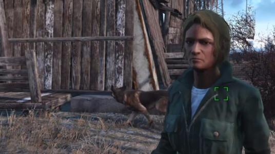 In Fallout 4 hat diese Händlerin meist viel Geld, um es für eure nutzlosen Gegenständen auszugeben.