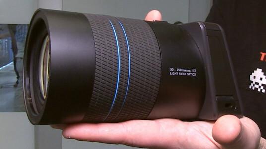 Auf der Photokina 2014 konnten wir Lytros neue Lichtfeldkamera ausprobieren. Unseren ersten Eindruck seht ihr im Video.