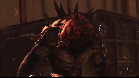 Wer seiner Zerstörungswut gerne freien Lauf lassen möchte, sollte dringend ein Auge auf den Multiplayer-Shooter Evolve haben. In ungleichen 4 vs. 1-Kämpfen darf ein Spieler die Rolle des Goliath einnehmen und sich wie eine richtige Bestie aufführen. Die anderen Spieler müssen gemeinsam versuchen dem Ungetüm Manieren beizubringen. Für ungeduldige gibt es im neuen Trailer schon einen Vorgeschmack zu sehen. Am 10. Februar veröffentlicht Publisher Valve den Ego-Shooter von Turtle Rock Studios für PS4, Xbox One und PC.