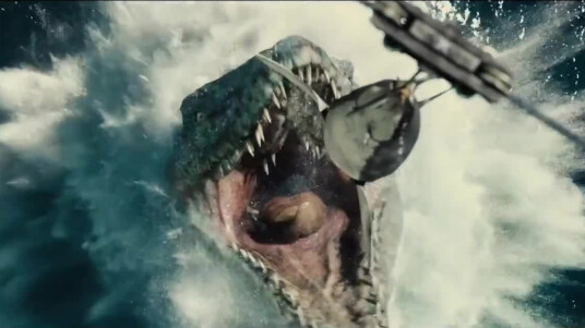 Jurassic World - Super Bowl-Trailer