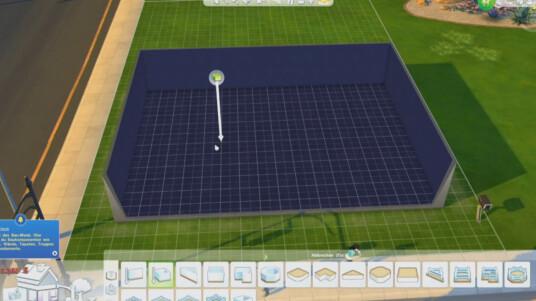 Bauen geht in Die Sims 4 sehr viel schneller als bei den Vorgängern. Außerdem stehen komplett eingerichtete Räume zur Auswahl. Wir zeigen euch den neuen Baumodus. (Ausschnitt aus Twitch-Stream vom 5.9.14)