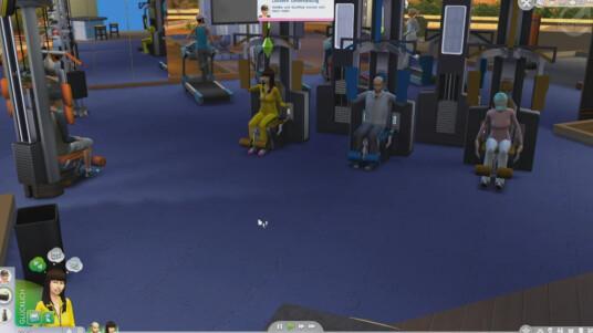 Auf in die Nachbarschaft von Die Sims 4. Wir besuchen das Fitness-Center und andere öffentliche Orte der Gegend und zeigen euch, wie ihr euch in Willow Creek und Oasis Springs amüsieren könnt. (Ausschnitt aus dem Twitch-Stream vom 5.9.14)