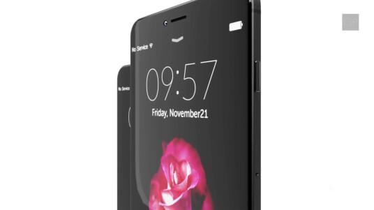 Nicht unrealistisch und damit umso spannender: iPhone 7-Konzept von Glaxon Paul.