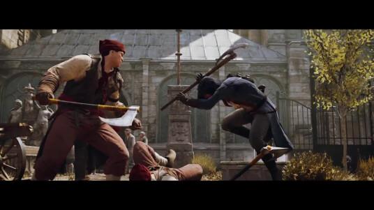 Assassin´s Creed Unity ist die Fortsetzung von Ubisoft´s Action-Reihe um den Assassinen-Orden. Schleichen, Klettern im Parcouring-Stil und Templer zur Strecke bringen stehen auch in der neuesten Auflage wieder auf dem Tagesplan. Eine neue Engine soll den gewünschten Next-Gen-Effekt liefern. Ubisoft verrät im Trailer erstmals etwas mehr über die Story. Soviel sei schonmal gesagt, ihr werdet im Spielverlauf wieder auf geschichtsträchtige Persönlichkeiten treffen. Release ist am 13. November 2014 für PS4, Xbox One und PC.
