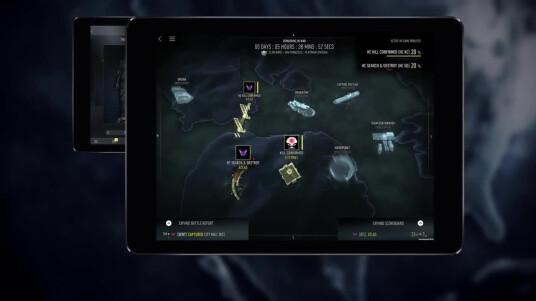 Im neusten Trailer zu Call of Duty: Advanced Warfare kündigt Publisher Activision die Companion App an. Die App für Smartphones und Tablets ermöglicht dem Nutzer das steuern unterschiedlicher Clan-Features. Wer sich schon einmal einen Überblick verschaffen möchte, welche Funktionen die App sonst noch bietet, sollte einen Blick auf den Trailer werfen. Der Ego-Shooter von Sledgehammer Games erscheint am 4. November 2014 für PC, PS4, Xbox One, PS3 und Xbox 360.