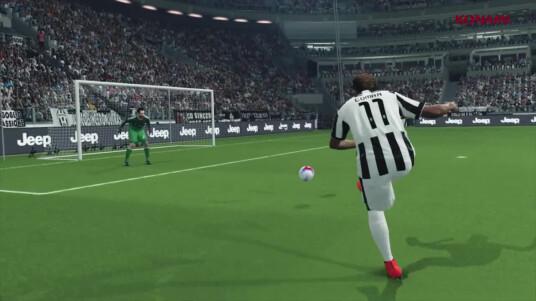 Im New Modes-Trailer zu Konamis Fußballsimulation PES 2015 stellen euch die Entwickler einige der neuen Modi vor. Bei dem My Club-Modus hat man sich offensichtlich an der verkaufsstärkeren Konkurrenz orientiert um etwas ähnliches wie FIFA-Ultimate-Team zu schaffen. Das Spiel wurde mit der neuen Fox-Engine entwickelt, die durchaus für gute Grafik sorgt. PES 2015 ist der erste Teil der für Current-Gen-Konsolen entwickelt wurde. Der Release erfolgt am 13 November 2014 für PS4; Xbox One, PC.