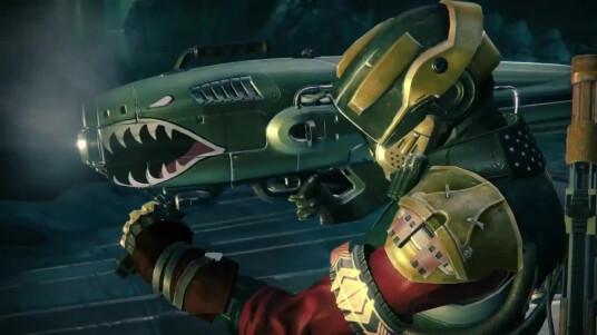 Destiny-Entwickler Bungie kredenzt mit dem Vorschau-Video zur ersten Erweiterung einen weiteren Aperitif. Wer den MMO-Shooter schon durchgespielt hat, könnte sich auf das Dunkelheit Lauert-Add On freuen. Neue Einzelspieler-Missionen und Mehrspieler-Karten warten genauso auf euch Waffen wie neue Waffen. Das Addon ist ab dem 09.12.2014 für PS4, XBox One, PS3 und Xbox 360 erhältlich.