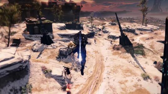 In Kürze erscheint die erste Erweiterung zum MMO-Shooter Destiny. Das Add-On