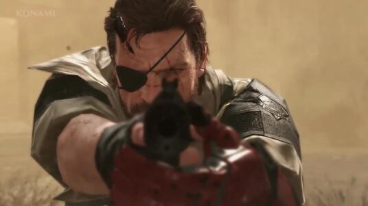 Metal Gear Online  - Gameplay-Demo