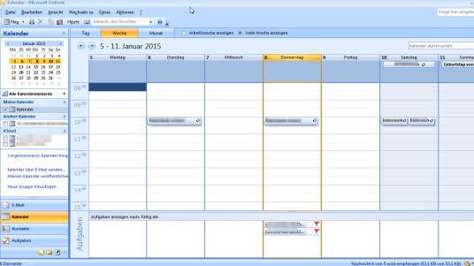 In diesem Video zeigen wir dir, wie du dein Adressbuch und die Termine aus Microsoft Outlook mit dem iPhone oder iPad synchronisierst.