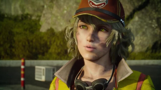 Final Fantasy XV - Jump Festa-Trailer