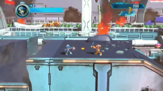 Der Action-Plattformer Mighty No. 9 tritt in die Fußstapfen der Mega Man-Saga. Der Schöpfer des blauen Roboter-Jungen Keji Inafune und das Entwicklerstudio Comcept haben sich der Entwicklung eines Nachfolgers angenommen. Der Gameplay-Trailer erinnert stark an die bekannte Marke. Das Spiel soll durch ein Crowdfunding finanziert werden und noch 2015 PC, PS4, Xbox One, PS3, Xbox 360 und Wii U erscheinen.