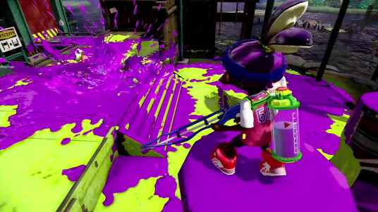 Splatoon - Singleplayer-Trailer