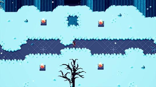 Devolver Digital hat mit diesem Trailer den 8-Bit-Dungeon-Crawler Titan Souls angekündigt. Das Indie-Spiel schickt euch mit einem Leben und einem einzigen Pfeil bewaffnet von Level zu Level um Seelenseteine zu finden. Jeder Stein wird von einem Titan bewacht, der immer eine andere verwundbare Stelle hat. Das Spiel wird von Acid Nerve entwickelt und soll im ersten Quartal 2015 erscheinen.