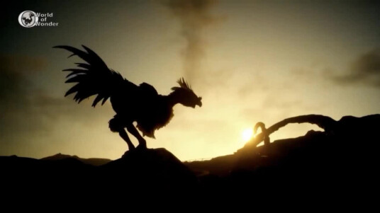 Final Fantasy XV - Animals, Beasts, Enemies, World-Trailer