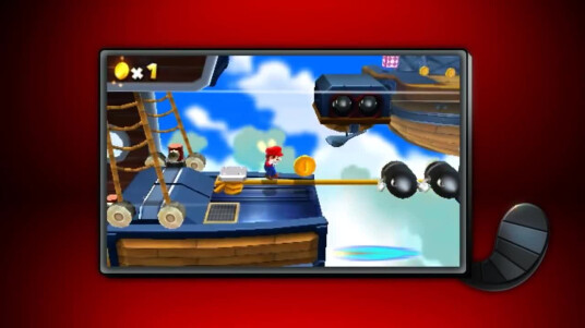 Super Mario 3D Land - Trailer