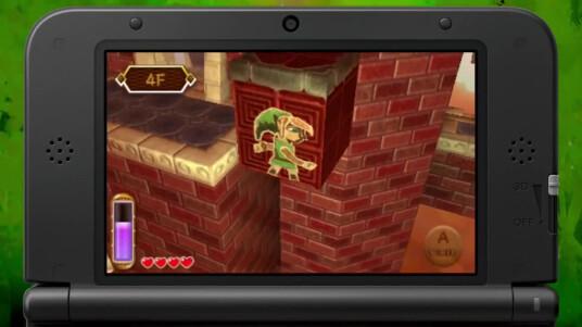 Das Action-Adventure The Legend of Zelda: A Link Between Worlds setzt die Geschichte von A Link to the Past fort, allerdings circa 100 Jahre später. Der Titel ist nicht unbedingt mit anderen Zelda-Titeln zu vergleichen, da sich Spiel-Held Link beispielsweise in ein Graffito verwandeln lässt um in eine andere Welt abzutauchen. Nintendo hat das Action-Adventure am 22. November 2013 für den Nintendo 3DS veröffentlicht.