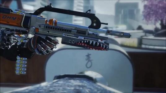 Sledgehammer Games verstärkt die Truppen in Call of Duty: Advanced Warfare durch ein Erweiterungspaket (DLC). Mit dem neuen Ascendance-DLC erhaltet ihr nämlich neue Waffen, unter anderem die OHM-Energie-Hybrid-Waffe, die im Trailer vorgestellt wird. Die Waffe ist eine Mischung aus Schrotflinte und Energie-Gewehr. Xbox One- und Xbox 360-Besitzer können die Erweiterung ab sofort kostenpflichtig herunterladen, PS4-, PC- und PS3-Besitzer müssen sich hingegen noch circa einen Monat gedulden.