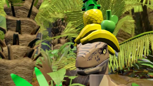 Lego: Jurassic World - Trailer
