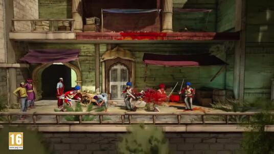 Ubisoft Montreal kündigt mit diesem Trailer die neue 2,5D-Adventure-Trilogie Assassin's Creed Chronicles an. Die Trilogie nimmt euch mit auf eine Reise durch verschiedene Zeitepochen und Länder. In jedem Teil spielt ihr einen anderen Charakter, den Start macht dabei Shao Jun in China. Im Trailer präsentieren euch die Entwickler erste Gameplay-Eindrücke und teile der Story. Assassin's Creed Chronicles: China erscheint am 22. April 2015 für PC, PS4 und Xbox One. Für die anderen Teile wurden bisher keine Release-Daten bekanntgegeben.