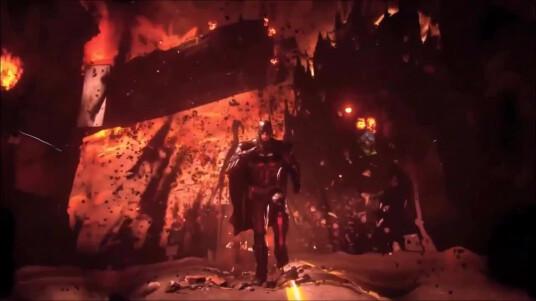 Vorbesteller der Playstation 4-Version von Batman: Arkham Knight dürfen sich auf exklusive Bonusinhalte freuen. Entwickler Rocksteady Studios kündigt im Trailer die Scarcrow-Missionen an, in denen euch die 30 Meter große Vogelscheuche versucht den Gar auszumachen. Das erstmals fahrbare Batmobil steht euch auch in den drei Zusatz-Missionen zur Verfügung, ihr werdet es sicherlich brauchen. Der Release des Actionspiels wurde auf den 23. Juni 2015 verschoben. Als Plattformen werden der PC, die PS4 und die Xbox One bedient.