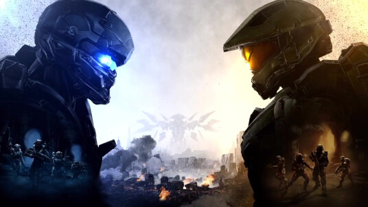 Halo 5 Guardians - Master Chief vs. Spartan Locke Teaser