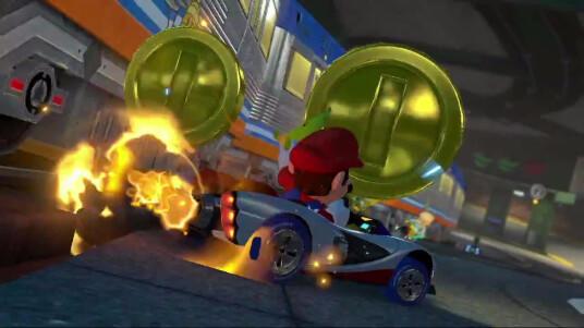 Mario Kart 8 - Trailer zum zweiten DLC