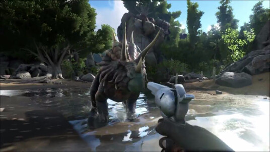 ARK: Survival Evolved - Ankündigungs-Trailer