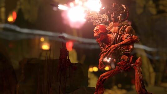 Bethesda und id Software kündigen mit dem obigen Teaser weitere Enthüllungen zum Doom-Reboot für die E3-2015 an. Da es sich um ein Reboot handelt, verzichten Entwickler und Publisher auf die 4 als Ordnungsziffer. Erste Spielszenen wurden bereits auf der Quakecon präsentiert. Im Teaser bekommen wir lediglich einen der offensichtlichen Gegner kurz zu sehen. Der Ego-Shooter soll noch im laufenden Jahr 2015 in den Handel kommen. Vor Release werden Käufer von Wolfenstein The New Order noch in den Genuss einer Closed Beta kommen. Als Plattformen wurden bisher der PC und die beiden Current-Gen-Konsolen PS4 und Xbox One genannt. Ein Release-Termin wurde hingegen noch nicht bekanntgegeben.