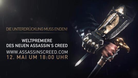 Enthüllung des neuen Assassin's Creed  - Ankündigungs-Teaser