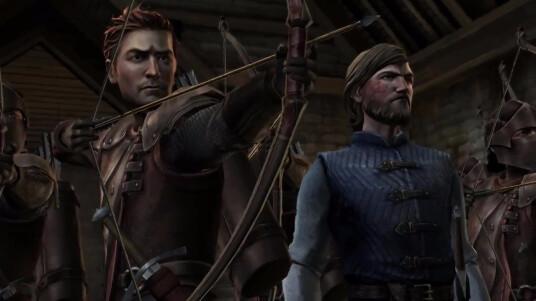 Telltale Games hat mit dem obigen Trailer die vierte Folge des Episoden-Adventures game of Thrones angekündigt. Die Episode mit dem Namen Sons of Winter behandelt weiter das Schicksal der Forresters. Die Verbündeten des Hauses sind nicht mehr sicher und fürchten um ihr Leben. Allerdings ergibt sich für die Forresters eine neue Möglichkeit, die eine Wendung in die Geschichte bringen könnte. im Video könnt ihr euch schon einmal erste Eindrücke verschaffen, aber Vorsicht, es herrscht Spoiler Alarm. Game of Thrones Episode ist ab dem 26. Mai für den PC, und ab dem 27. Mai  für PS4, Xbox One, PS3 und Xbox 360 erhältlich. Spieler der Android- und iOS-Versionen müssen sich noch einen Tag länger gedulden.