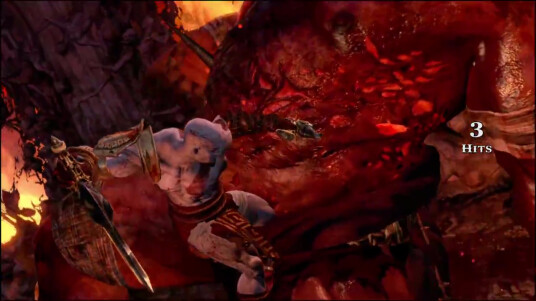 God of War 3: Remastered - Gameplay-Video