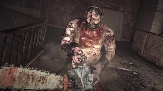 The Evil Within - The Executioner-DLC Gameplay-Trailer