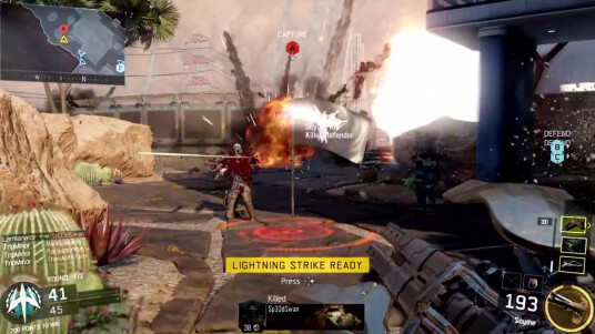 Call of Duty Black Ops 3 - Multiplayer Reveal-Trailer