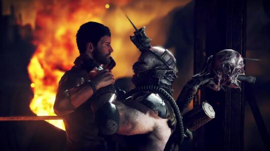 Mad Max - E3 2015-Trailer