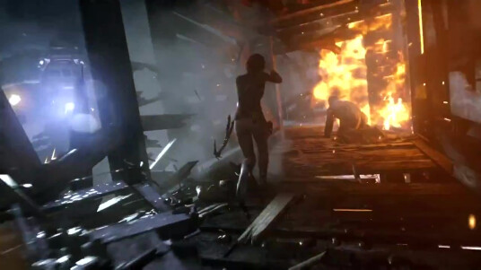 Rise of the Tomb Raider - Gameplay-Trailer
