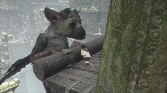 The Last Guardian - E3 2015-Trailer