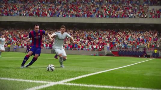 In FIFA 16 könnt ihr dank Tricks Zweikämpfe für euch entscheiden.