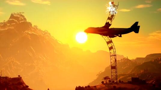 Der erste Trailer zu Just Cause 3 zeigt deutliche Ähnlichkeiten zu den Vorgängern. Immer noch ist Just Cause 3 ein überzeichnetes Action-Spektakel, angelegt in einem sonnendurchfluteten Open World-Spielplatz. Besonderes Markenzeichen der Serie sind Enterhaken und Fallschirm, welche seit dem zweiten Teil die Kreativität der Spieler für halsbrecherische Stunts fördern. Just Cause 3 soll zum Ende des Jahres für PS4, Xbox One und PC erscheinen.