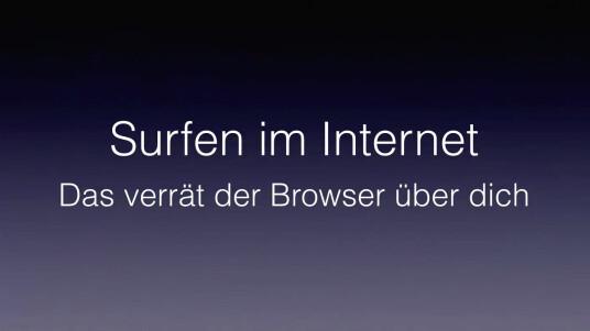 Surfen im Internet: Das verrät der Browser über dich Thumbnail